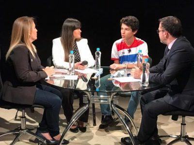 Atletas paraguayos paralímpicos se alistan para los Juegos de Lima