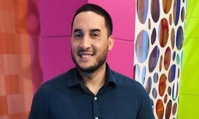 """César Trinidad: """"Estoy muy agradecido con el canal por apostar de vuelta por mi figura"""""""