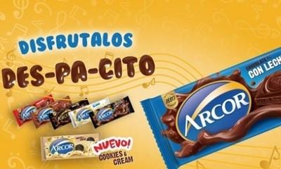 Desafío de Arcor regala un año de chocolates gratis