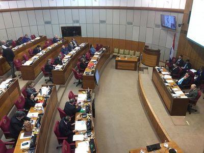 Senado designa a sus cinco representantes para comisión sobre Itaipú