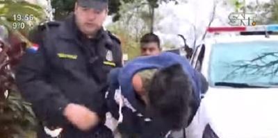 Imputan a sospechoso de violento asalto a niña
