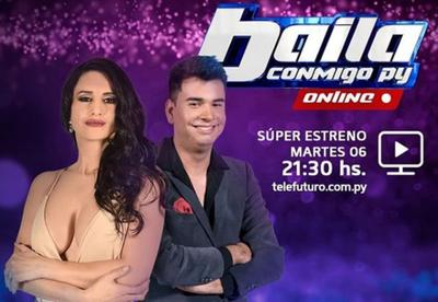 """Sebas y Helem conducirán el """"Baila Conmigo Online"""""""