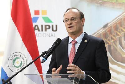 Titular de Itaipú oficializó renuncia de director técnico de la entidad