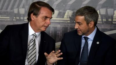 """Diputado a Bolsonaro: El pueblo paraguayo está detrás de Itaipú y no su """"amigo"""" Marito"""