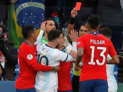 Fuerte sanción para Lionel Messi