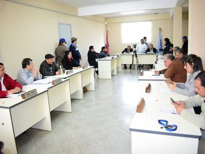 Eligen a nuevo presidente de la Junta Departamental del Guairá