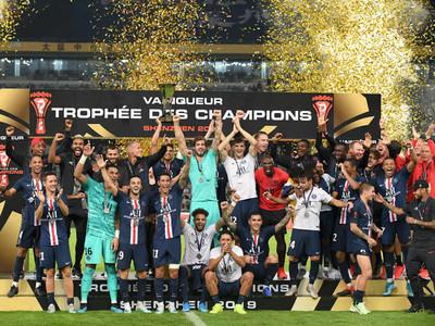 PSG se proclama campeón de la Supercopa de Francia