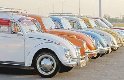 El Escarabajo: memorias de la vida de un rey popular