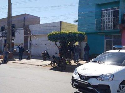 Aduanero es asesinado a tiros por un sicario en Pedro Juan Caballero
