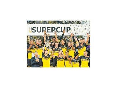 Dortmund es   nuevo supercampeón