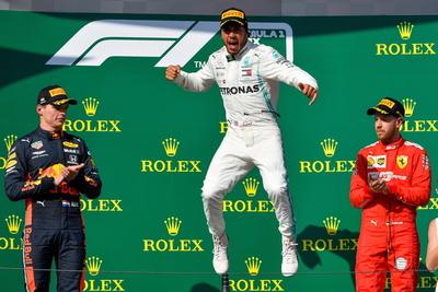 Lewis Hamilton se queda con el GP de Hungría
