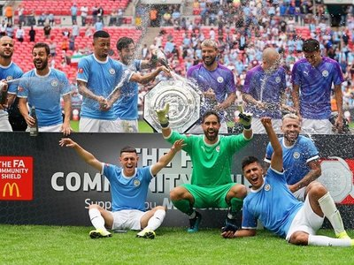 El City se queda con la Community Shield