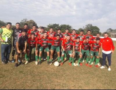 Rojas Silva es campeón del fútbol loreteño