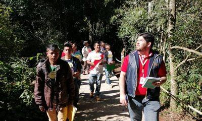 Capacitan a jóvenes nativos que serán guías del Circuito Vivencial del Mundo Guaraní