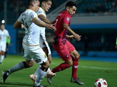 Cerro Porteño iguala ante Guaraní y se frena en el Clausura