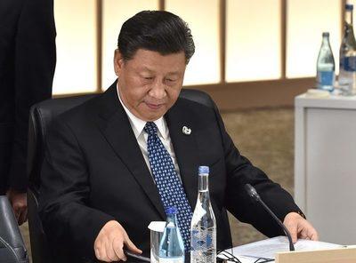 En China hablan de posibles represalias