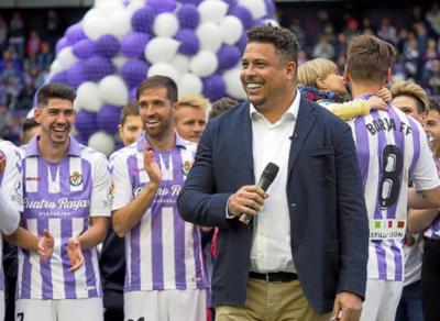 HOY / Ronaldo atrae miles de nuevos socios a su club
