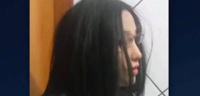 Peligroso criminal se vistió como su hija para escapar