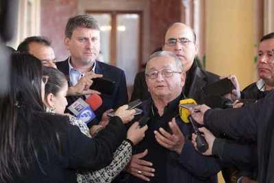 Comité de Iglesia pidió paz y transparencia y no juicio político