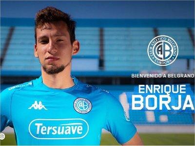 Enrique Borja cambia de equipo en Argentina