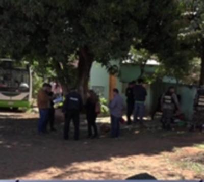 Tres personas detenidas tras balacera en Capiatá