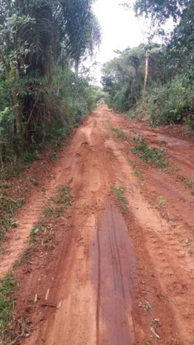 Horqueta: Comunidades rurales quieren salir del aislamiento