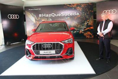 El nuevo Audi Q3 llega con un diseño mucho más atractivo
