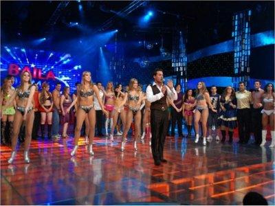 El show Baila Conmigo Paraguay arranca esta noche por Telefuturo