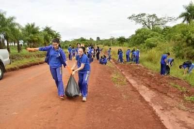 Misiones se suma al proyecto ''Ñamopotĩ Paraguay''