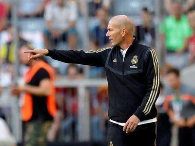Tres bajas para penúltimo amistoso del Real Madrid