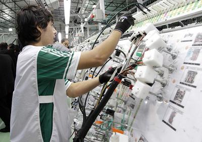 Exportación de maquila ascendió a US$ 427 millones en primer semestre del año
