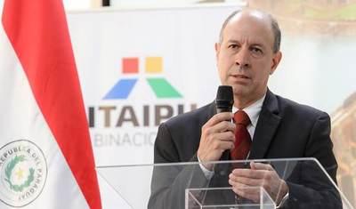 Poder Ejecutivo designa a Luis Gilberto Valdez en reemplazo de Tillería, en Itaipú