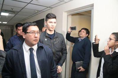 Otra vez se suspende audiencia preliminar de Bruno Marbel