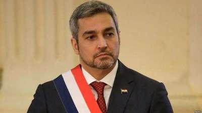 """Mario Abdo pide rapidez en el juicio político para saber """"si se queda o se va"""""""