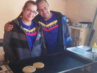 Venezolano logra reunirse con su familia en Coronel Oviedo