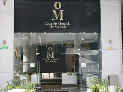Robo multimillonario en la Casa de Moneda de México