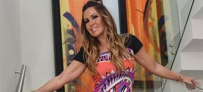 """HOY / """"Se casó y enviudó al mes"""",  reflota tras reconocer Lorena  Arias: """"Soy millonaria"""""""