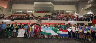 Arrancó nueva edición de Juegos Escolares y Estudiantiles