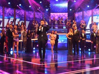 El reality Baila Conmigo Paraguay arrancó anoche  con  mucho brillo