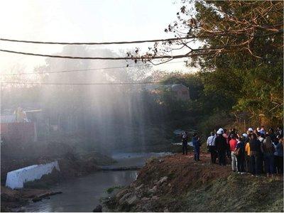 Capiatá comienza obra de segundo puente para aliviar tráfico en ruta 2