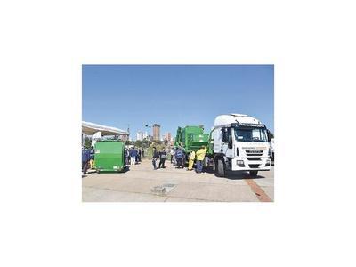 Incorporan camiones ante el aumento de basura per cápita