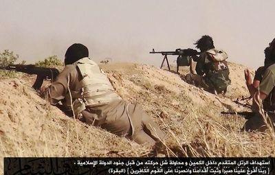 """El Estado Islámico está """"resurgiendo"""" en Siria"""