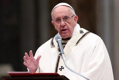 El papa pide una Iglesia «sin fronteras», solidaria y atenta a los problemas