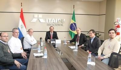 Inician reuniones técnicas entre Ande e Itaipú para definir contratación de potencia
