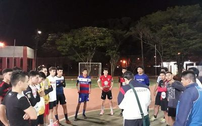 Minga Guazú con plantel listo para eliminatorias de cara al Nacional C17