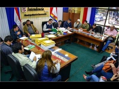 Municipio realizó la apertura de sobres para construcción de empedrados en entorno a escuelas