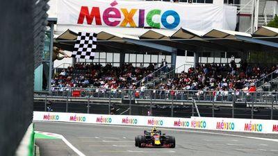 México seguirá acogiendo la Fórmula Uno