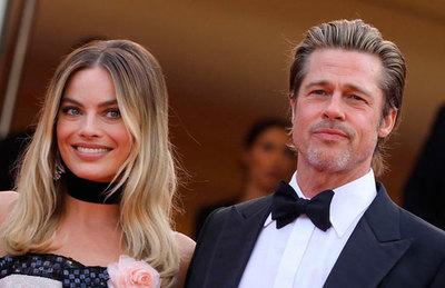 ¿Brad Pitt y Margot Robbie saliendo juntos?