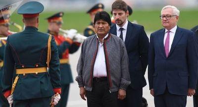 Morales quiere que su escuela militar antiimperialista sea un Comando del Sur