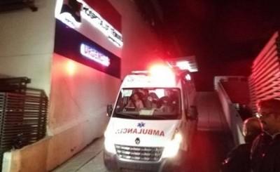 Murió camino a Asunción por averías mecánicas de dos ambulancias